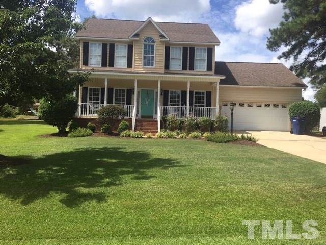 2404 Knollwood Drive, Sanford, NC 27330 (#2279530) :: The Jim Allen Group