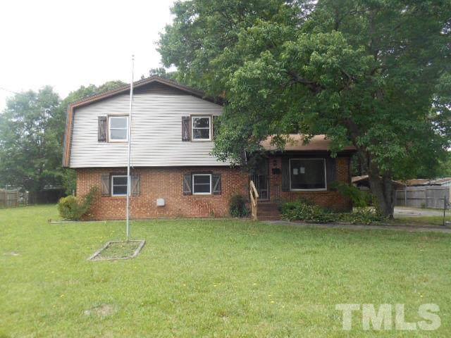 804 Primrose Street, Selma, NC 27576 (#2279978) :: RE/MAX Real Estate Service