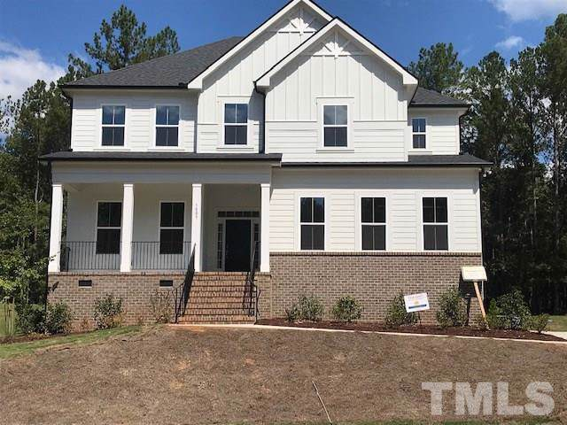 3809 Sonata Street, Wake Forest, NC 27587 (MLS #2280563) :: The Oceanaire Realty