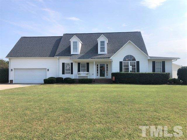 222 Mar Joy Drive, Dunn, NC 28334 (#2281498) :: Real Estate By Design