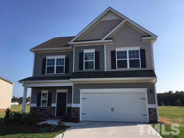 217 Timberline Oak Drive #39, Goldsboro, NC 27534 (#2281544) :: Dogwood Properties