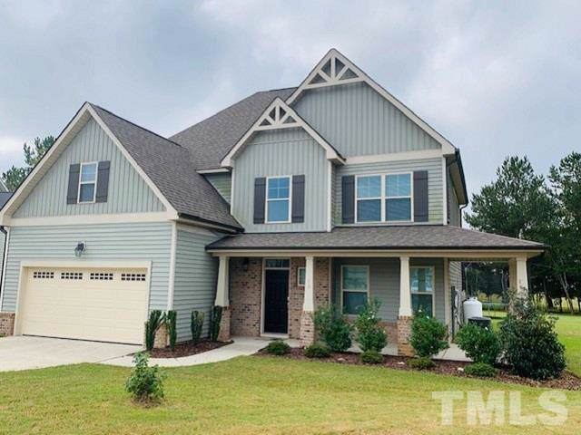 78 Seashore Point, Clayton, NC 27520 (#2282087) :: Raleigh Cary Realty