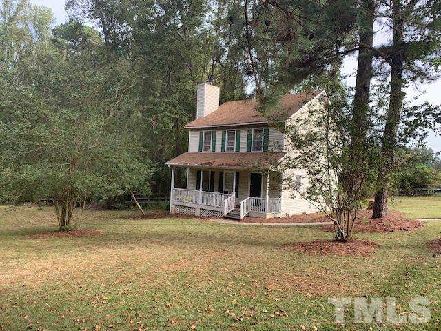 40 Crepe Myrtle Court, Angier, NC 27501 (#2282544) :: Real Estate By Design