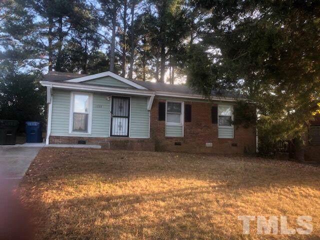 1322 Timothy Avenue, Durham, NC 27707 (#2282659) :: Dogwood Properties