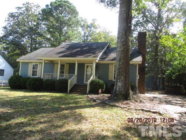 1717 Old Barn Road, Rocky Mount, NC 27804 (#2282678) :: Dogwood Properties
