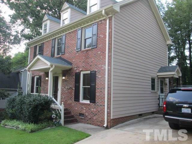 212 Heidinger Drive, Cary, NC 27511 (#2282840) :: Dogwood Properties