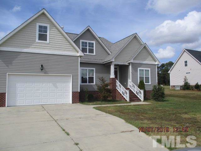 2526 Brandymill Drive, Rocky Mount, NC 27804 (#2283307) :: Dogwood Properties