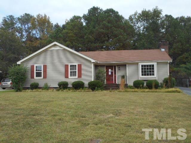 1416 Rock Creek Drive, Rocky Mount, NC 27804 (#2283526) :: Dogwood Properties