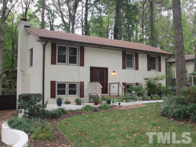601 Ashe Avenue, Cary, NC 27511 (#2283796) :: Real Estate By Design