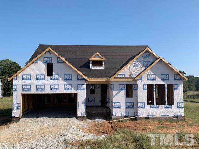 60 Falls Creek Drive, Youngsville, NC 27596 (#2284270) :: Spotlight Realty