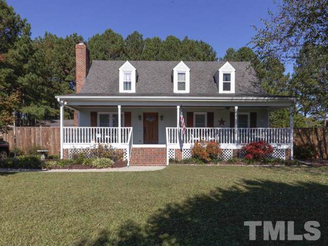 3148 Christian Light Road, Fuquay Varina, NC 27526 (#2284271) :: Rachel Kendall Team