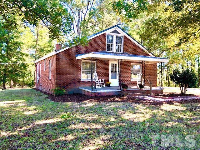 2207 Wildcat Creek Road, Chapel Hill, NC 27516 (#2284539) :: M&J Realty Group