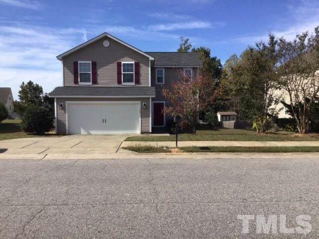 762 Champion Street, Clayton, NC 27520 (#2284566) :: Marti Hampton Team - Re/Max One Realty