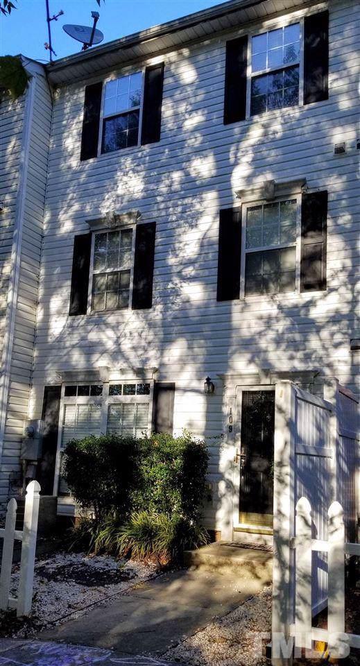 2610 Ivory Run Way #109, Raleigh, NC 27603 (#2284592) :: Dogwood Properties