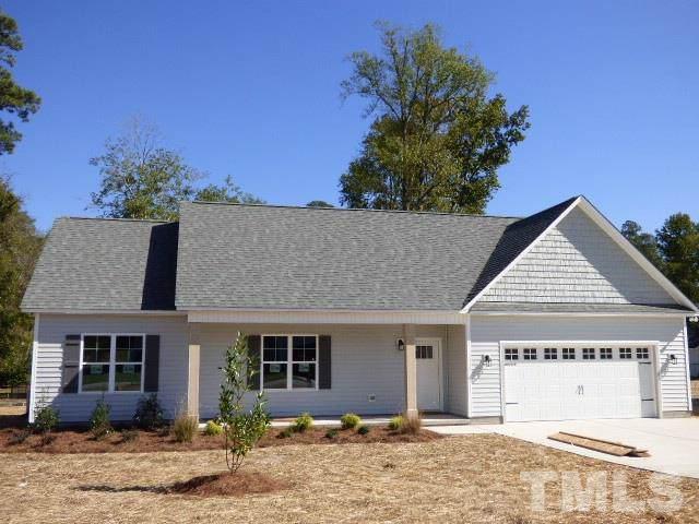 110 Dogwood Lane, Pine Level, NC 27568 (#2284812) :: Sara Kate Homes