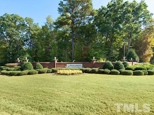 180 Olde Liberty Drive, Youngsville, NC 27596 (#2284839) :: The Jim Allen Group
