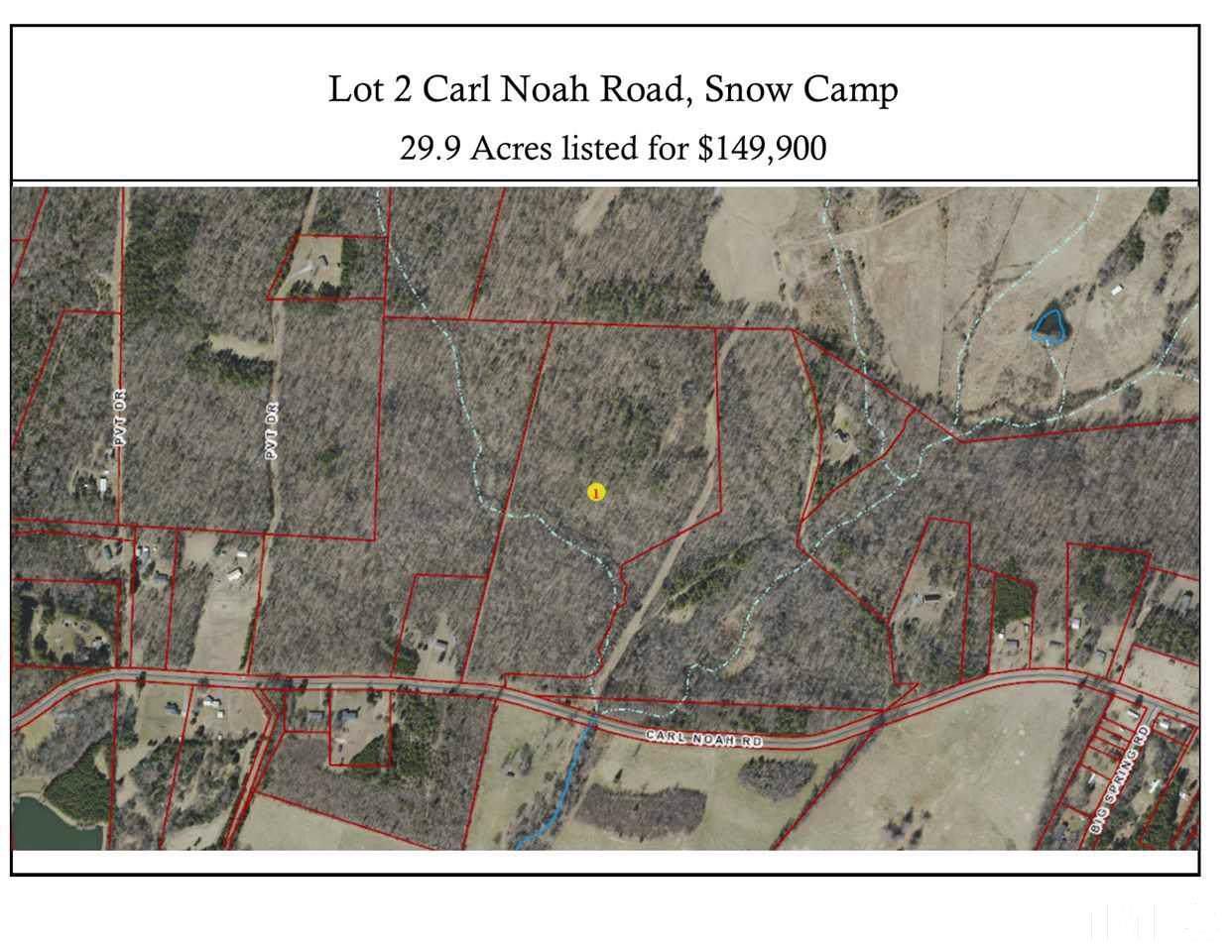 Lot 2 Carl Noah Road - Photo 1