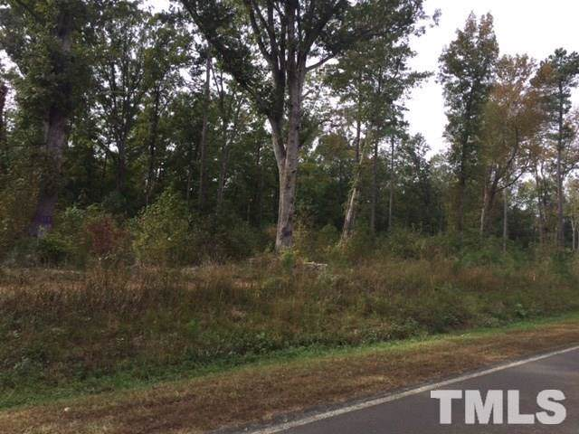Lot 1 Plum Nutty Road, Henderson, NC 27537 (#2286105) :: RE/MAX Real Estate Service