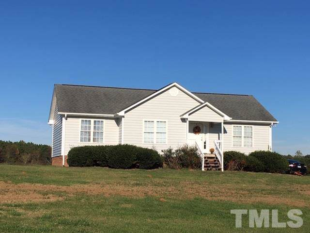 124 Wesley Drive, Norlina, NC 27563 (#2286205) :: The Jim Allen Group