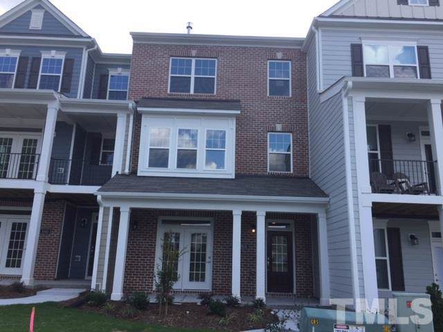 1936 Austin Ridge Parkway #338, Wake Forest, NC 27587 (#2286297) :: Raleigh Cary Realty