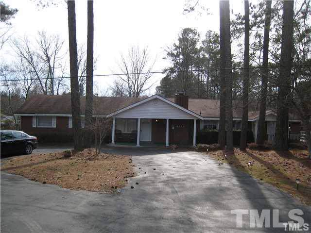 8236 Knightdale Boulevard, Knightdale, NC 27545 (#2286419) :: RE/MAX Real Estate Service