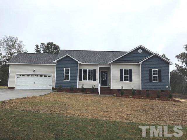 101 Kandypoo Drive, Four Oaks, NC 27524 (#2286446) :: The Amy Pomerantz Group