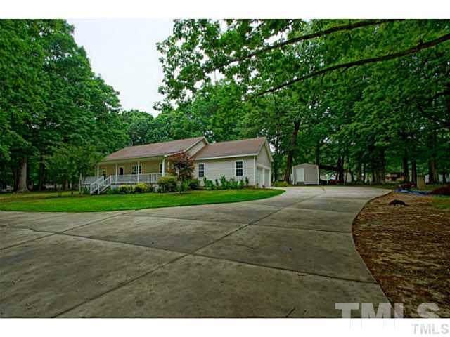228 Fox Park Road, Louisburg, NC 27549 (#2286773) :: The Jim Allen Group
