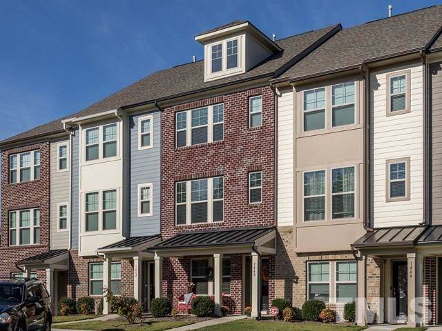 1448 Providence Green Lane, Apex, NC 27502 (#2287493) :: Sara Kate Homes