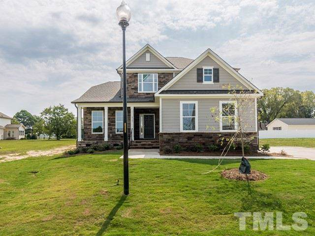 8305 Cannon Grove Drive, Willow Spring(s), NC 27592 (#2288103) :: The Jim Allen Group