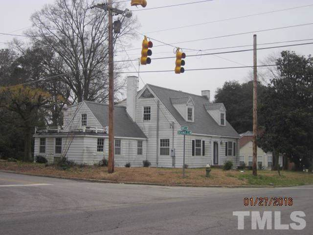 901 W Hines Street, Wilson, NC 27893 (#2288380) :: Realty World Signature Properties