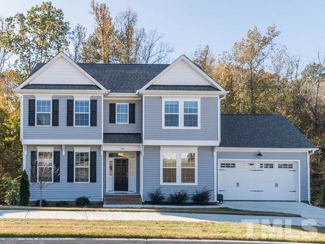 1104 Emerson Lake Drive, Knightdale, NC 27545 (#2288918) :: Real Estate By Design