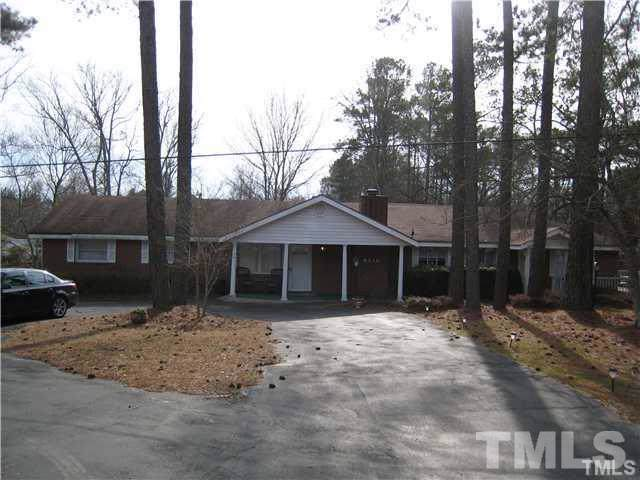 8236 Knightdale Boulevard, Knightdale, NC 27545 (MLS #2289287) :: The Oceanaire Realty