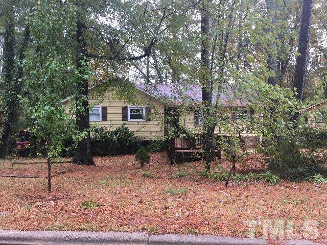 3719 Suffolk Street, Durham, NC 27707 (#2289288) :: Triangle Just Listed