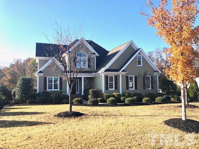 612 Goal Kick Drive, Fuquay Varina, NC 27502 (#2289901) :: Sara Kate Homes