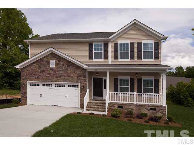 100 Twin Court, Garner, NC 27529 (#2290193) :: Foley Properties & Estates, Co.