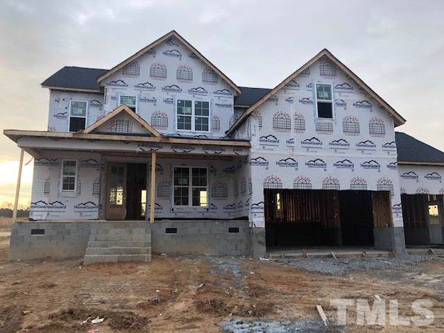 1500 Sweetclover Drive, Wake Forest, NC 27587 (#2290385) :: Raleigh Cary Realty