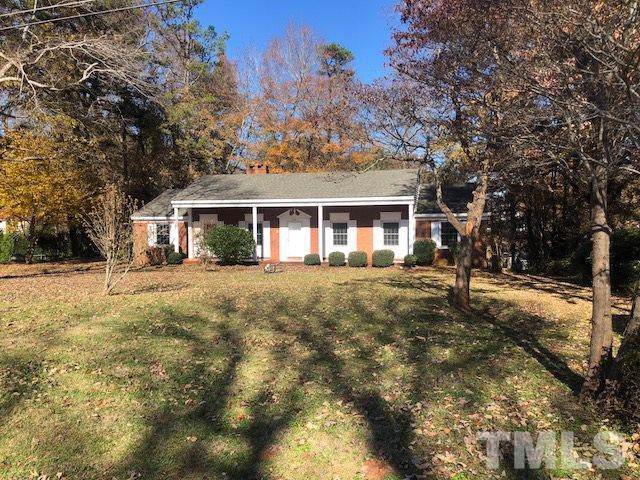 1006 Driftwood Drive, Siler City, NC 27344 (#2290444) :: The Jim Allen Group