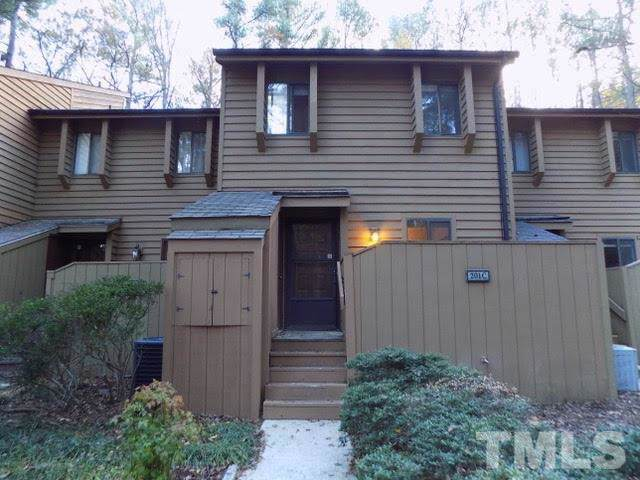 201 Estes Drive C, Chapel Hill, NC 27510 (#2290942) :: The Perry Group