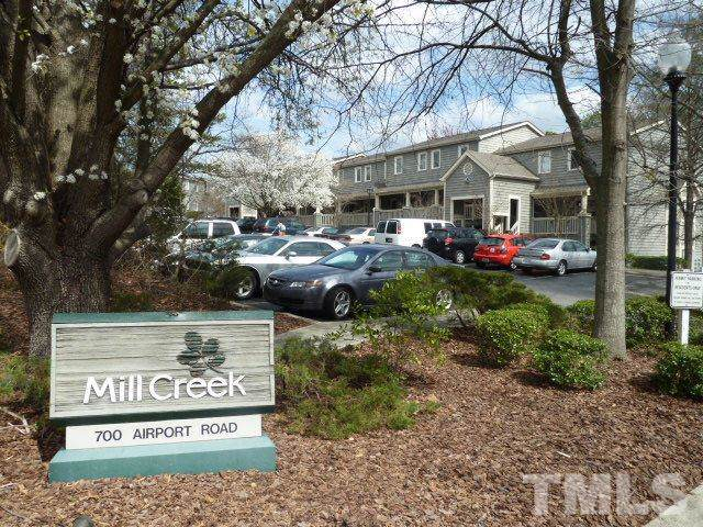 710 Martin Luther King Jr Boulevard F4, Chapel Hill, NC 27514 (#2292085) :: The Jim Allen Group