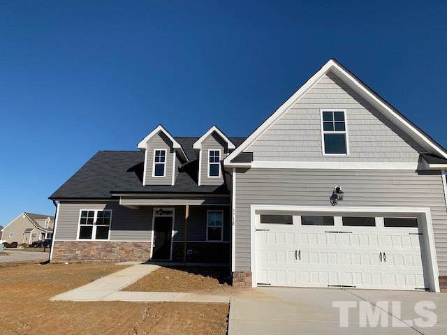 3718 W Baybrooke Drive, Wilson, NC 27893 (#2292138) :: The Perry Group