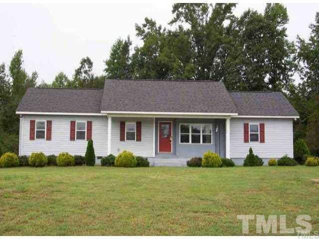 153 M C Wilder Road, Louisburg, NC 27549 (#2292145) :: Real Estate By Design