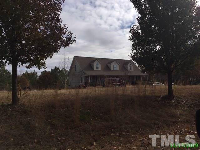 50 Peyton Lane, Kittrell, NC 27544 (#2292795) :: Classic Carolina Realty