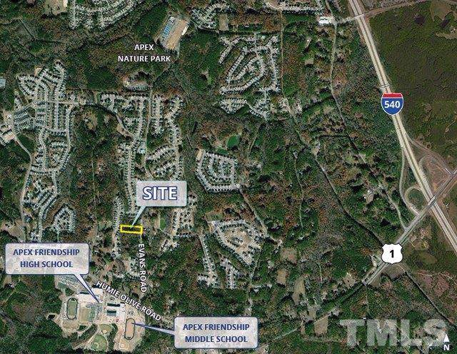 2900 Evans Road, Apex, NC 27502 (#2293145) :: The Perry Group