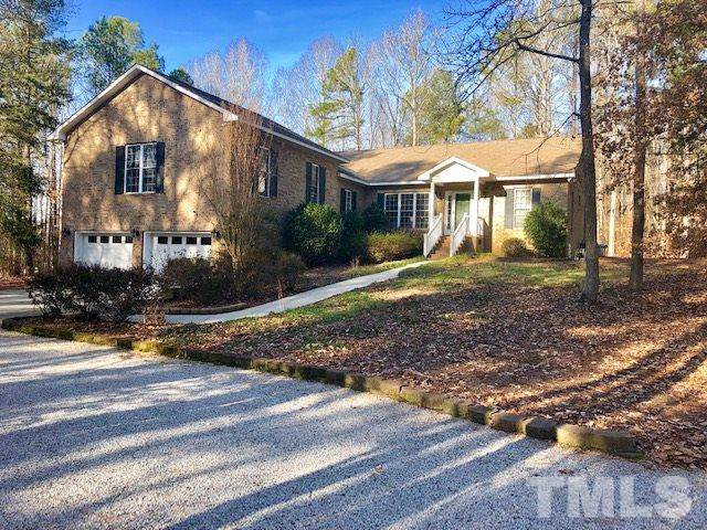 4621 Nc 96 Highway, Oxford, NC 27565 (#2294630) :: The Jim Allen Group