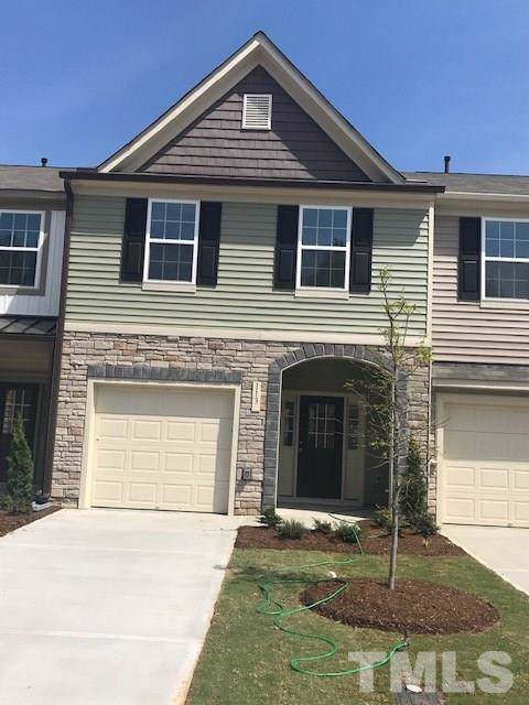 1034 Amber Shadow Drive #2, Durham, NC 27703 (#2294650) :: Marti Hampton Team - Re/Max One Realty