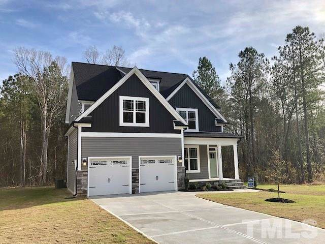 250 Colson Ridge Drive, Clayton, NC 27520 (#2294877) :: The Jim Allen Group