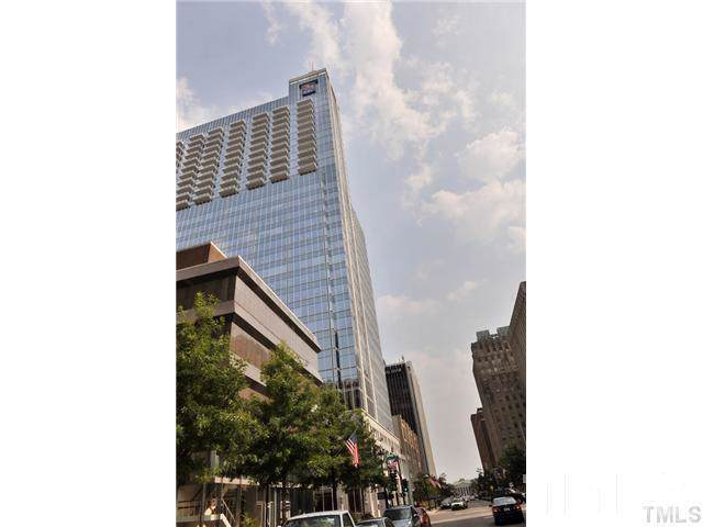 301 Fayetteville Street #2607, Raleigh, NC 27601 (#2296682) :: The Perry Group