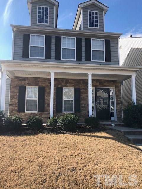 517 Sternwheel Way, Knightdale, NC 27545 (MLS #2296731) :: The Oceanaire Realty