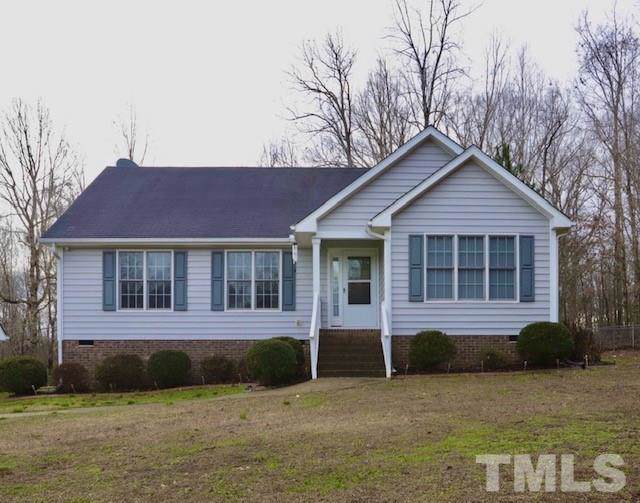 150 Hardwood Drive, Franklinton, NC 27525 (#2297057) :: The Jim Allen Group