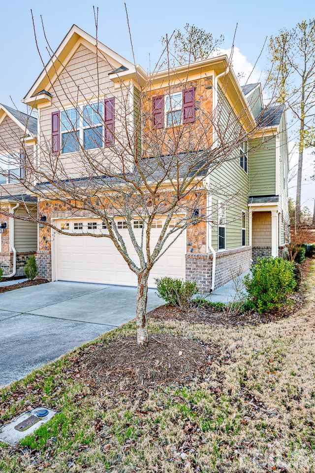 335 Scotlow Way #29, Morrisville, NC 27560 (#2297415) :: The Perry Group